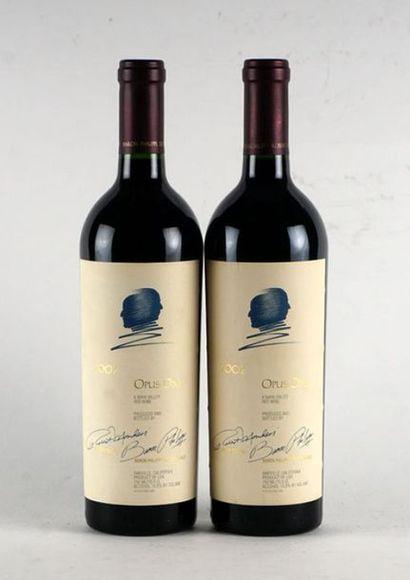 Opus One 2002 Napa Valley Niveau A 2 bou...