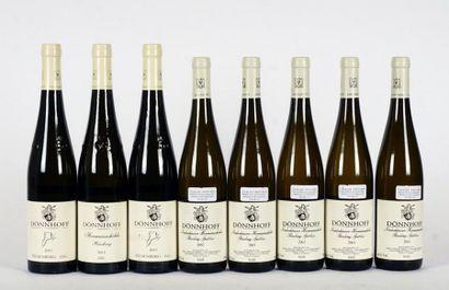 Sélection de Vins de Donnhoff - 8 bouteilles