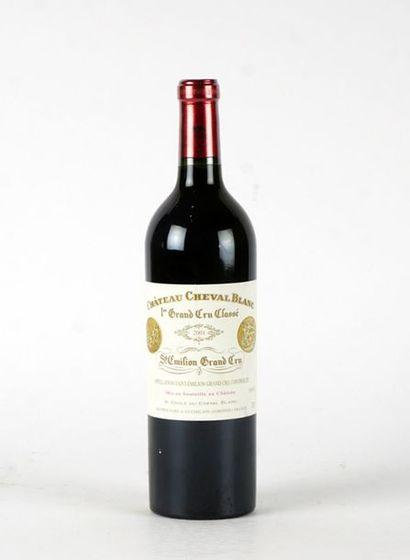 Château Cheval Blanc 2001 Saint-Émilion 1er...