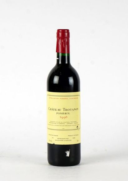 Château Trotanoy 1998 Pomerol Appellation...