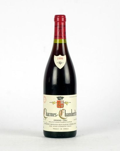 Charmes-Chambertin Grand Cru 1999 Charmes-Chambertin...