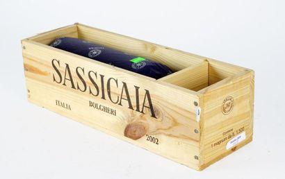 Sassicaia 2002 Bolgheri Sassicaia D.O.C....