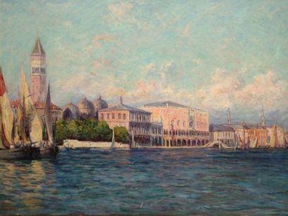 ISAILOFF, Alexandre (1869-1996) Vedute di...