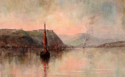 RUSSELL, George Horne (1861-1933)