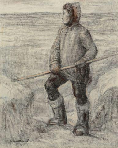 SHERRIFF-SCOTT, Adam (1887-1980)