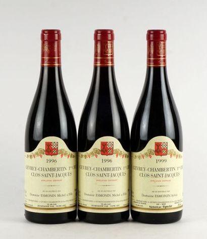 Gevrey-Chambertin 1er Cru Clos Saint-Jacques...