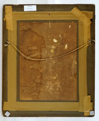 NODE, Charles (1811-1886)  Natures mortes  Suite de deux (2) aquarelles  Signées...
