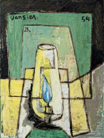 VANSIER, Boris (1928-)  Nature morte  Huile...