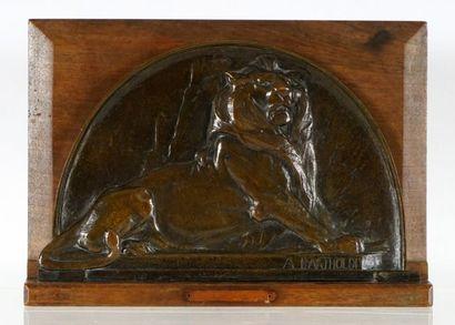 BARTHOLDI, Frédéric Auguste (1834-1904)  Le...