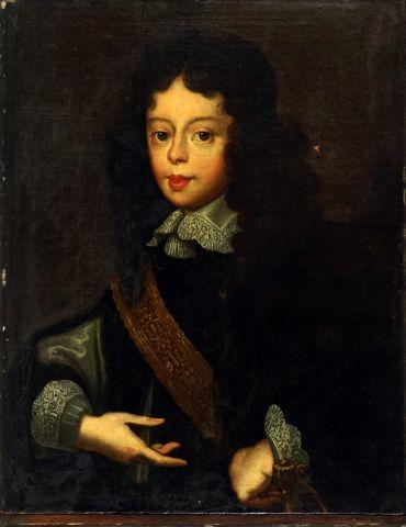 ÉCOLE EUROPÉENNE XIXe  Portrait d'un jeune...