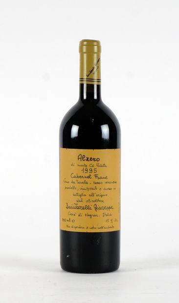 Alzero Cabernet Franc 1995  Giuseppe Quintarelli...