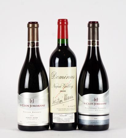 Dominus 2000  Napa Valley  Niveau A  1 bouteille...