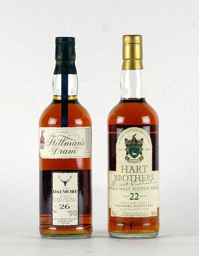 The Dalmore Stillman's Dram 26 Year Old Scotch...