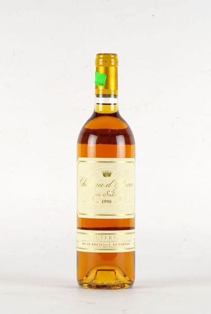 Château d'Yquem 1990  Sauternes Appellation...