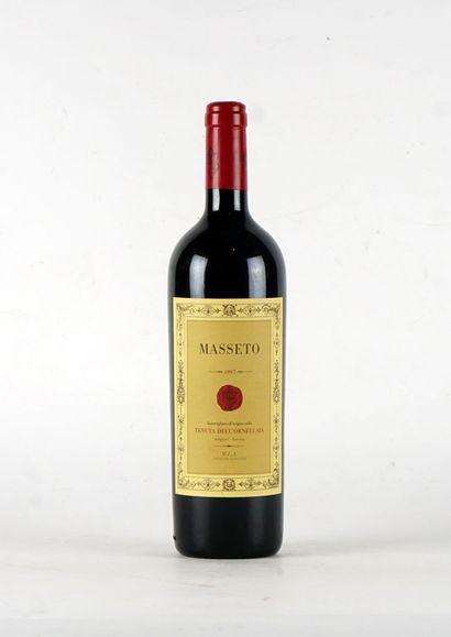 Masseto 1997  Toscana I.G.T.  Niveau A  1...