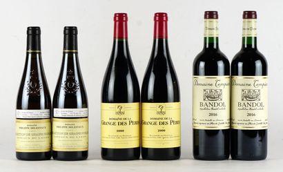 Domaine de la Grange des Pères 2000  Vin...