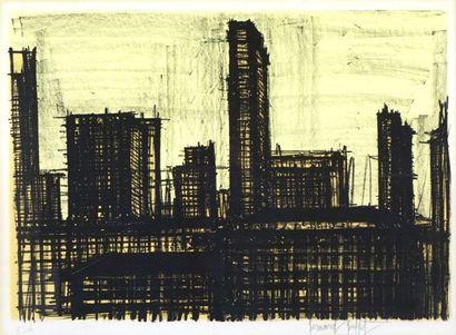 BUFFET, Bernard (1928-1999)  New York X,...