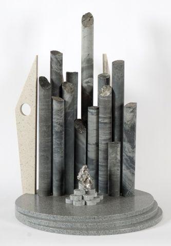 PELLETIER, Jacques (1947-)  La cathédrale...