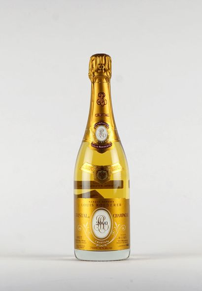 Louis Roederer Cristal 2000  Champagne Appellation...