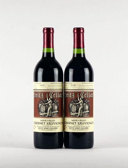 Heitz Cellar Martha's Vineyard 2012  (Bottled...