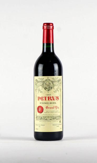 Pétrus 1993  Pomerol Appellation Contrôlée...