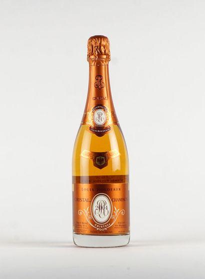 Louis Roederer Cristal Rosé 2004  Champagne...
