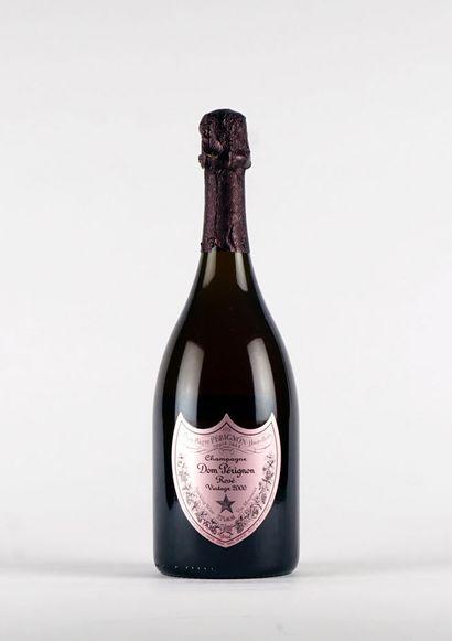 Dom Perignon Rosé 2000  Champagne Appellation...