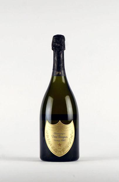 Dom Perignon P3 Plenitude 1982  Champagne...