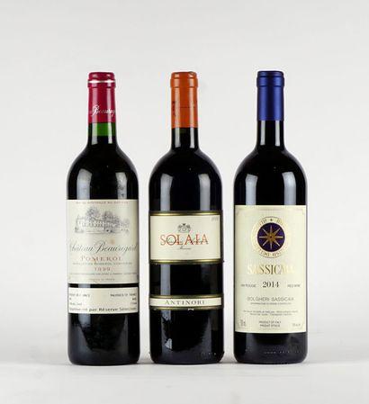 Solaia 2000  Toscana I.G.T.  Niveau A  1...