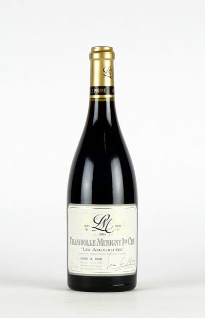 Chambolle Musigny 1er Cru les Amoureuses...