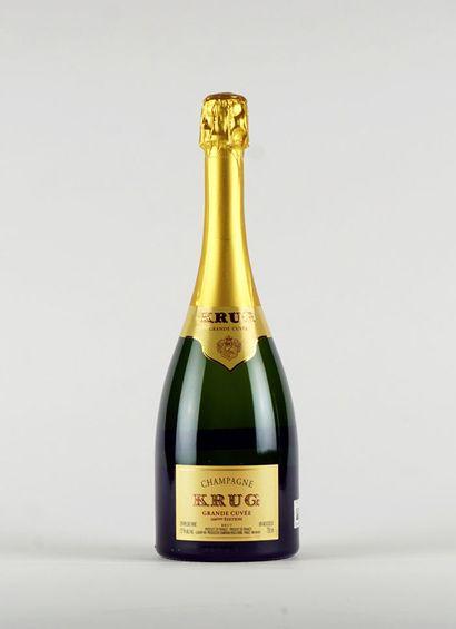 Krug Grande Cuvée 166éme Édition NV  Champagne...