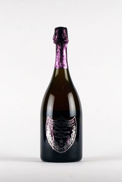 Dom Perignon Altum Villare Rosé 2000  Champagne...