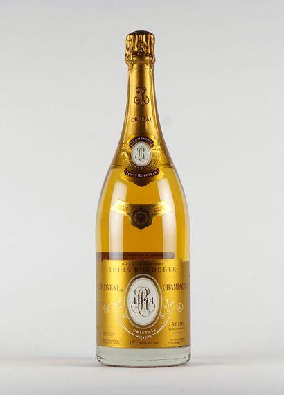 Louis Roederer Cristal 1994  Champagne Appellation...