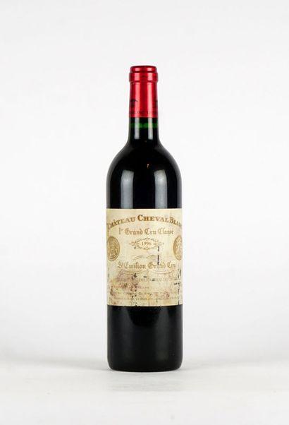 Château Cheval Blanc 1996  Saint-Émilion...