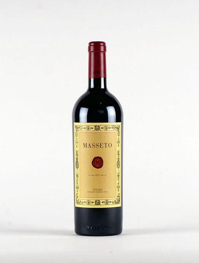 Masseto 2012  Toscana I.G.T.  Niveau A  1...