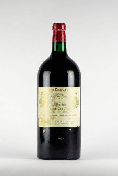 Château Cheval Blanc 1981  Saint-Émilion 1er Grand Cru Classé Appellation Contrôlée...