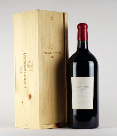 Osoyoos Larose Le Grand Vin 2011  Okanagan...