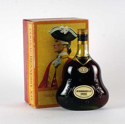 Cognac Hennessy X.O.  Niveau A  1 bouteille...