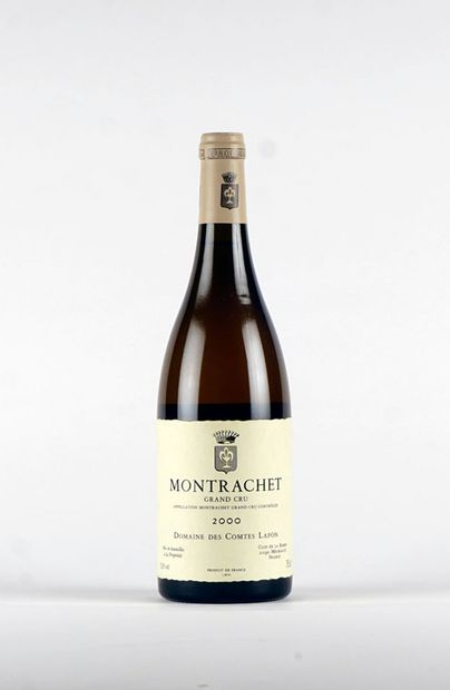 Montrachet Grand Cru 2000  Montrachet Grand...