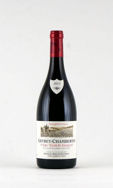 Gevrey-Chambertin 1er Cru Clos St Jacques...