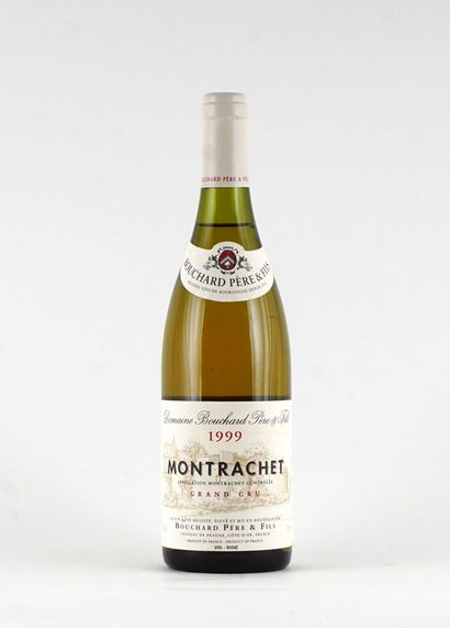 Montrachet Grand Cru 1999  Montrachet Grand...