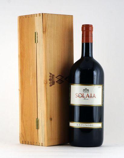 Solaia 2001  Toscana I.G.T.  Niveau A  1...