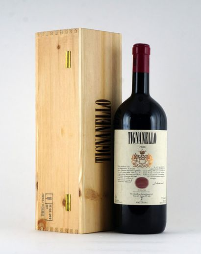 Tignanello 2008  Toscana I.G.T.  Niveau A...