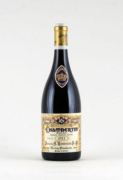 Chambertin Grand Cru 2011  Chambertin Grand...