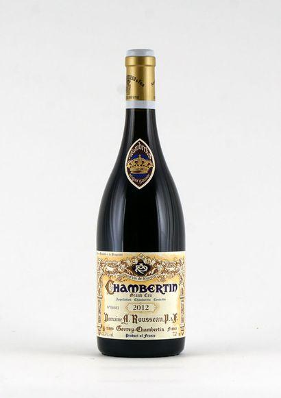 Chambertin Grand Cru 2012  Chambertin Grand...