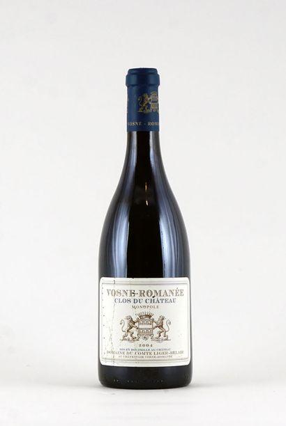 Vosne-Romanée Clos du Château Monopole 2004...