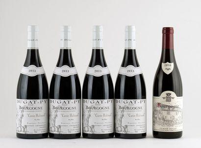 Bourgogne Cuvée Halinard 2013  Bourgogne...