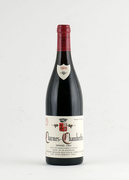 Charmes-Chambertin Grand Cru 2008  Charmes-Chambertin...