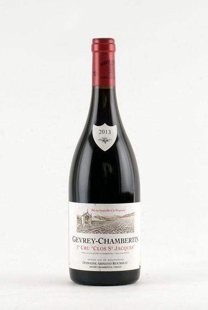 Gevrey-Chambertin 1er Cru Clos St. Jacques...