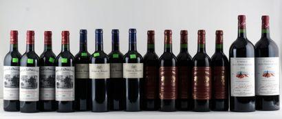 Sélection de Vins de Bordeaux - 14 boute...